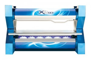 X2 Sky Tanning Bed
