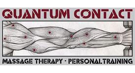 Logo - Quantum Contact Massage Therapy